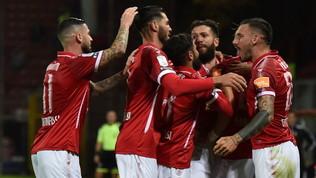 Serie B: Perugia primo per una notte, Pisa sconfitto 1-0