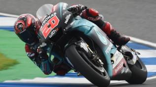 MotoGP Thailandia, Quartararo domina i big e si prende la pole