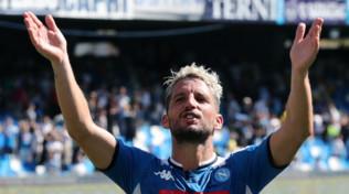 """Mertens cuore azzurro: """"Mi sento napoletano, voglio entrare nella storia del club"""""""