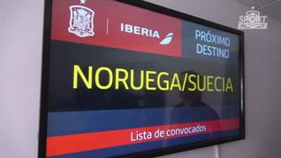 Spagna, convocazioni show: torna Luis Alberto, Suso a casa