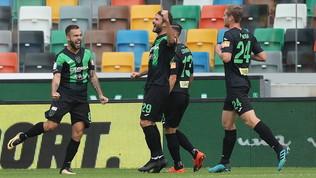 Serie B: l'Empoli cade a Pordenone, il Benevento lo sorpassa in classifica
