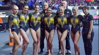 Mondiali ginnastica, l'Italia stacca il biglietto per Tokyo
