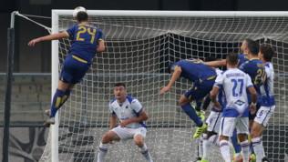 Le foto di Verona-Sampdoria