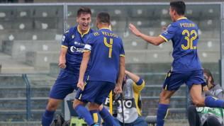 Serie A, Verona-Sampdoria 2-0: Kumbulla e autogol di Murru, Di Francesco precipita