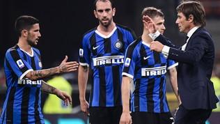 Inter, coraggio e intelligenza contro la Juve