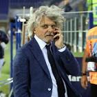 """Samp, Ferrero """"congela"""" Di Francesco: """"Prenderemo una decisione per il bene di tutti"""""""