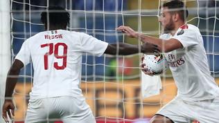 Serie A, Genoa-Milan 1-2: Kessie e Reina salvano Giampaolo