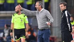 """Genoa-Milan, Giampaolo: """"Mi è piaciuto come abbiamo saputo soffrire"""""""