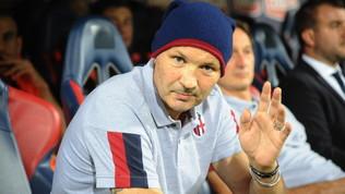 Bologna-Lazio, sorpresaMihajlovic: il serbo sarà in panchina