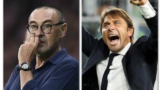 Inter-Juventussi infiamma: Derby d'Italia per la vetta