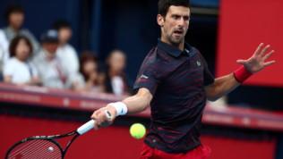 Tennis, ritorno in grande stile per Djokovic: è il 76esimo titolo
