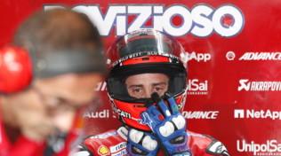 """MotoGP Thailandia, Dovizioso: """"Il gap con Marquez c'è, difficile giocarsela così"""""""