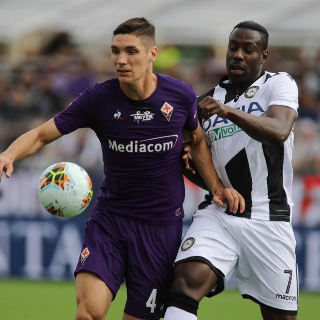 Serie A, Fiorentina-Udinese 1-0: Milenkovic regala la terza gioia a Montella
