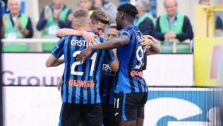 Serie A, Atalanta-Lecce 3-1: Gasperini vince e si diverte