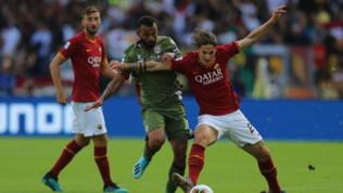 Serie A, Roma-Cagliari 1-1: in gol Joao Pedro e Ceppitelli (aut.)