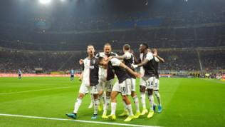 Serie A, Inter-Juve 1-2: Sarri scavalca Conte in vetta