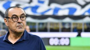 """Juve, Sarri: """"Gara di personalità, abbiamo meritato di vincere"""""""