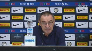 """Juventus, Sarri: """"A tratti mi sono divertito"""""""