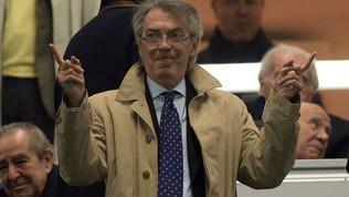 """Moratti a ruota libera: """"Inter da scudetto con Conte, Spalletti al Milan per rifarsi"""""""