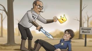 Inter-Juventus 1-2 e i social si scatenano