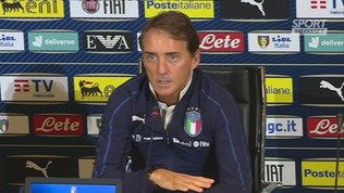 """Mancini: """"Questo è il gruppo dell'Europeo"""""""