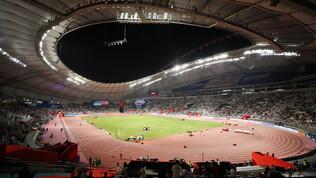 Doha, il flop dei Mondiali di atletica spaventa il calcio verso il 2022
