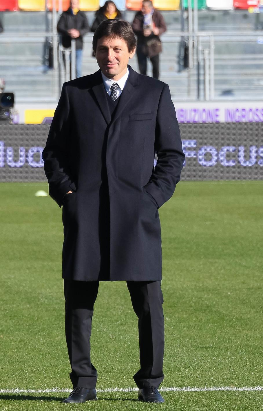 LEONARDO - 48 panchine nel Milan nel 2009/2010 e nel dicembre successivo prende il posto di Benitez all'Inter