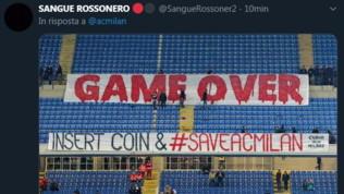 Milan, i tifosi infuriati lanciano l'hashtag #Pioliout