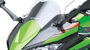La Kawasaki Ninja 650 si rinnova