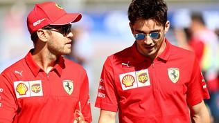 """F1, Leclerc: """"A Suzuka con il ricordo di Bianchi"""""""