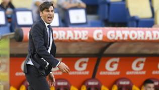 Giudice Sportivo Serie A: due turni di squalifica per Paulo Fonseca