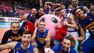 Volley World Cup, Italia sul velluto con l'Egitto: 3-0