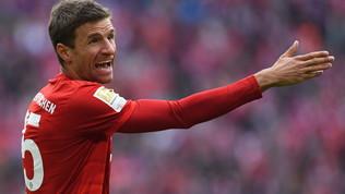 Muller vuole andare via, l'Inter osserva