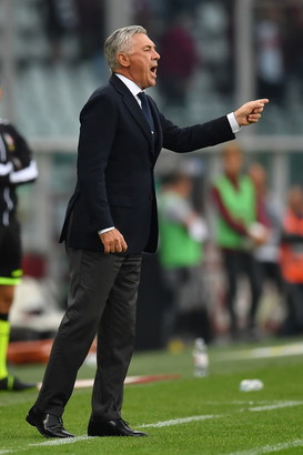 """Carlo Ancelotti: Inter. """"Il mio idolo era Mazzola, diventai interista grazie ad una divisa nerazzurra regalatami da mio cugino"""" aveva raccontato"""
