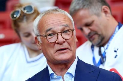 """Claudio Ranieri: Roma. """"Un sogno aver allenato la squadra per la quale tifavo da bambino"""""""