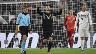 Amichevoli, Alario e Ocamposrianimano l'Argentina: 2-2 con la Germania