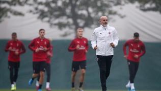Milan:Pioli riparte da Biglia, Leao e dal 4-3-3