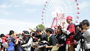 Il tifone Hagibis spaventa anche la F1