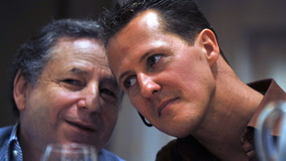 """F1, Todt: """"Schumi? Spero che andremo a vedere un GP insieme"""""""