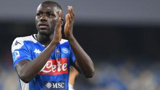 """Napoli, Koulibalysfida la Juve: """"Voglio vincere lo scudetto qui"""""""