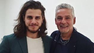 Andrea Arcangeli sarà Baggio nel film Mediaset/Netflix