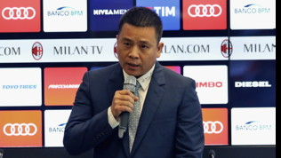 Milan, Yonghong Li indagato in Cina per l'acquisto del club