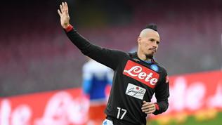 """Hamsik: """"Tornare per aiutare il Napoli? Non lo escludo"""""""