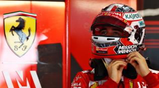 """F1 Giappone, Leclerc: """"Qui non siamo al livello delle Mercedes"""""""