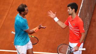 Tennis, Nadal scavalca Djokovic: dal 4 novembre è il nuovo n°1