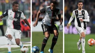 Juve, Sarri ritrova le ali: recuperati Douglas Costa, Danilo e De Sciglio