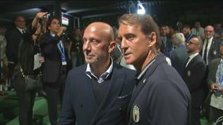 """Domani Italia-Grecia:""""Mancini verso il rinnovo"""