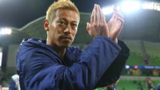 Coppa d'Asia: Honda perde 14-0 con la Cambogia