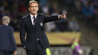 """Nazionale, Mancini: """"Europeo obiettivo primario, vogliamo arrivare in fondo"""""""