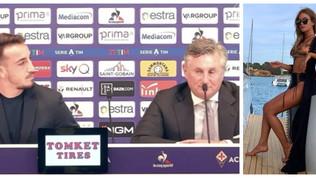 """Fiorentina, """"gli ho dato il permesso di parlare con Costanza"""": la nipote di Pradè è diventata una star"""